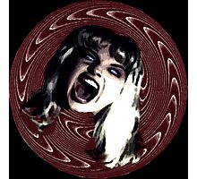 Laura Palmer Red Death Photographic Print