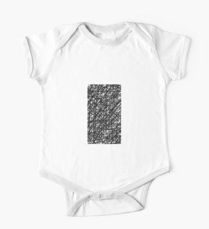 Scribbles One Piece - Short Sleeve