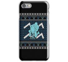 Aquarius - Holiday Aquarius iPhone Case/Skin