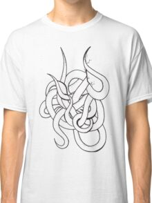 Tangle of Tentacles Classic T-Shirt