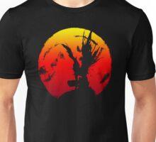 shinigami silhouette Unisex T-Shirt