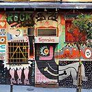 Street Art in Madrid 2 by Igor Shrayer