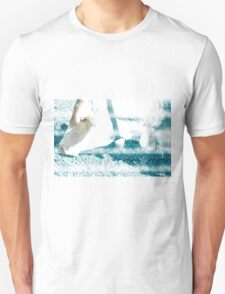 Cow with Bell. Photographed in Tirol, Austria Unisex T-Shirt