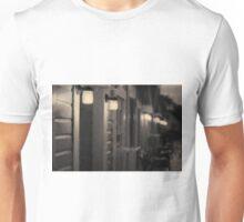 Rainy Night Motel II Toned Unisex T-Shirt