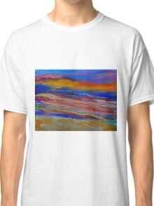 Abstract Sea Classic T-Shirt