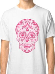 Mexican Day of the death sugar skull, day of the dead  Classic T-Shirt