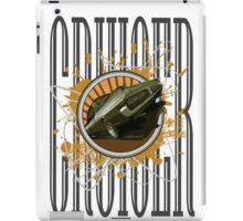 Cruiser - Cougar iPad Case/Skin