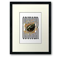 Cruiser - Cougar Framed Print