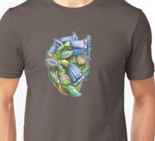 Datura Heart Unisex T-Shirt