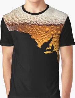 I Love SA Beer Graphic T-Shirt