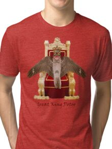 Potoo! Tri-blend T-Shirt