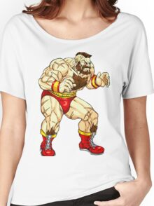 Zangief - russian fighter Women's Relaxed Fit T-Shirt