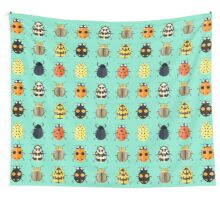 Insects. Wall Tapestry