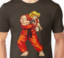 Ken - Hadoken fighter Unisex T-Shirt