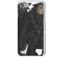 black wolves iPhone Case/Skin