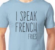 I Speak French Unisex T-Shirt