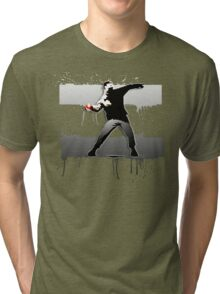 Bansky - Gotta catch' Em All Tri-blend T-Shirt