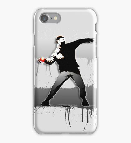 Bansky - Gotta catch' Em All iPhone Case/Skin