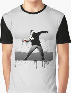 Bansky - Gotta catch' Em All Graphic T-Shirt