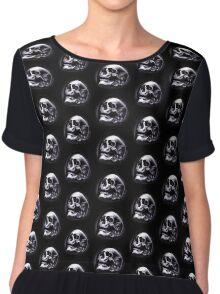 Bones VII Chiffon Top