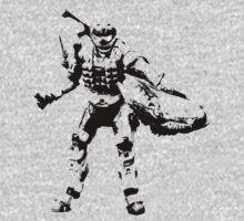 Crab Spartan - BiLevel Clear by Alex Sinclair