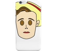 Buster Keaton (Now in Amazing Extra Color!) iPhone Case/Skin