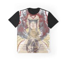 red wolf Graphic T-Shirt