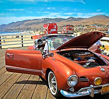 Karmann @ Pismo Beach by littleoldhag