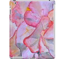 Peachy begonia iPad Case/Skin