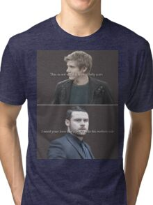 Robron | Baby scars Tri-blend T-Shirt
