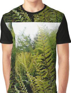 Forest ferns Graphic T-Shirt