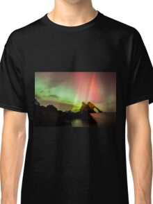 Northern Lights with Bow Fiddle Classic T-Shirt