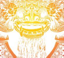 Barong Bali Sticker