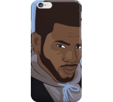 BRYSON TILLER x BLUE iPhone Case/Skin