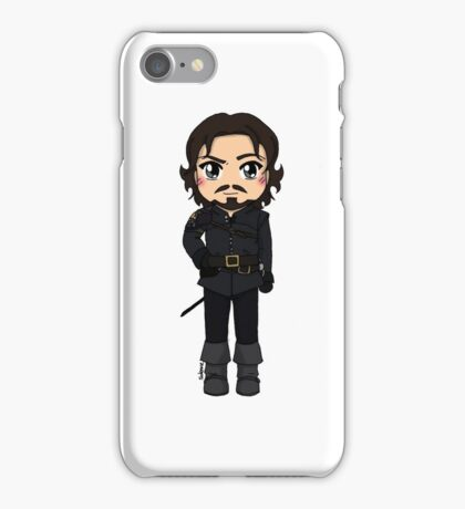 Athos Season 2 - The Musketeers iPhone Case/Skin