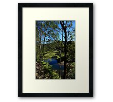 Tallebudgera Valley Framed Print