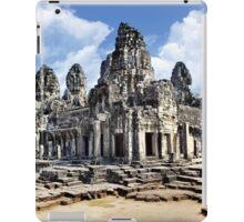 Angkor Wat Temples in Cambodia, Malaysia iPad Case/Skin