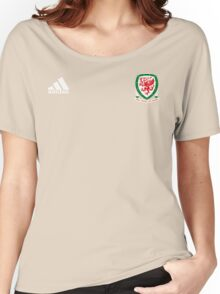 WALES Dream Team EURO 2016 Women's Relaxed Fit T-Shirt