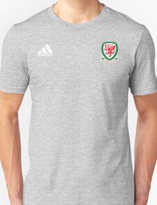 WALES Dream Team EURO 2016 Unisex T-Shirt