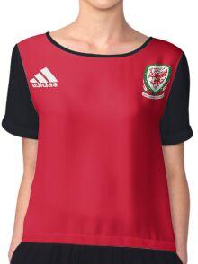 WALES Dream Team EURO 2016 Chiffon Top