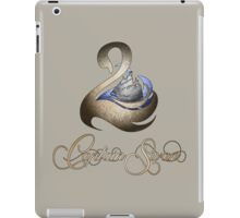 Captain Swan -Silver and Gold iPad Case/Skin