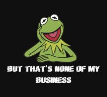 Kermit Meme Kids Tee
