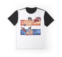 Tekken Jin/Kazuya Graphic T-Shirt