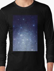 Stars freezing to standstill Long Sleeve T-Shirt