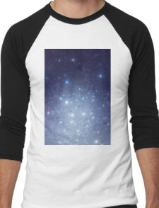 Stars freezing to standstill Men's Baseball ¾ T-Shirt