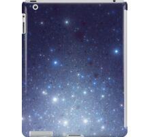 Stars freezing to standstill iPad Case/Skin