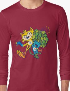 Olympics in Rio 2016 Long Sleeve T-Shirt