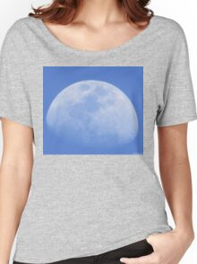 Moon In The Blue Women's Relaxed Fit T-Shirt