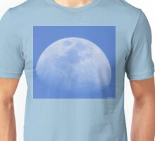 Moon In The Blue Unisex T-Shirt