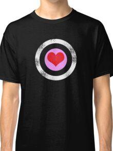 Robert Downey Jr. Heart Classic T-Shirt